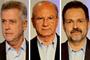 Rollemberg tem 42%, Frejat, 29%, e Agnelo, 22% (Gabriel Souto/TV Globo)