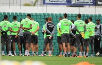 Pontuar e secar: a difícil missão do Figueirense contra o Atlético-MG