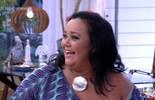 Ana Maria recebe Wane na Casa de Cristal