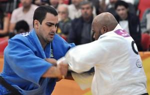 Jogos Sul-americanos de Judô - David Moura (Foto: CBJ)