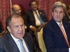 Negociadores querem que Síria decida seu próprio futuro