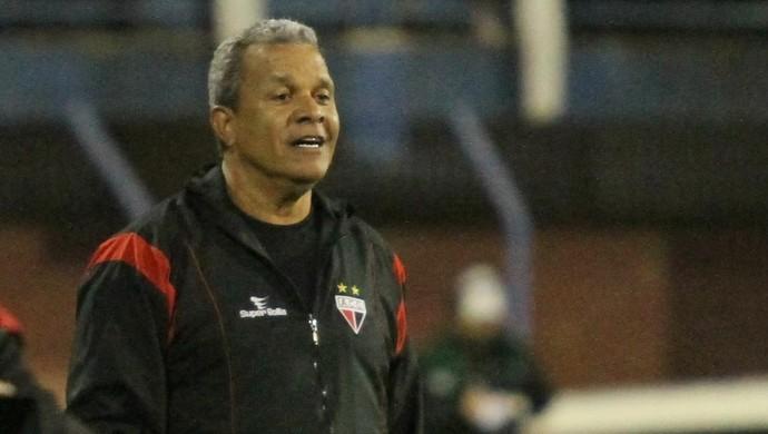 Hélio dos Anjos, técnico do Atlético-GO (Foto: Jamira Furlani/Avaí FC)
