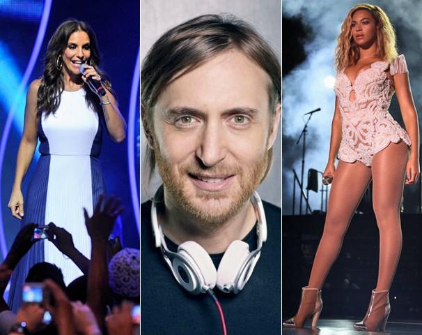 Globo transmite flashes da primeira noite do Rock in Rio; Ivete Sangalo, David Guetta e Beyoncé se apresentam (Foto: Divulgação)
