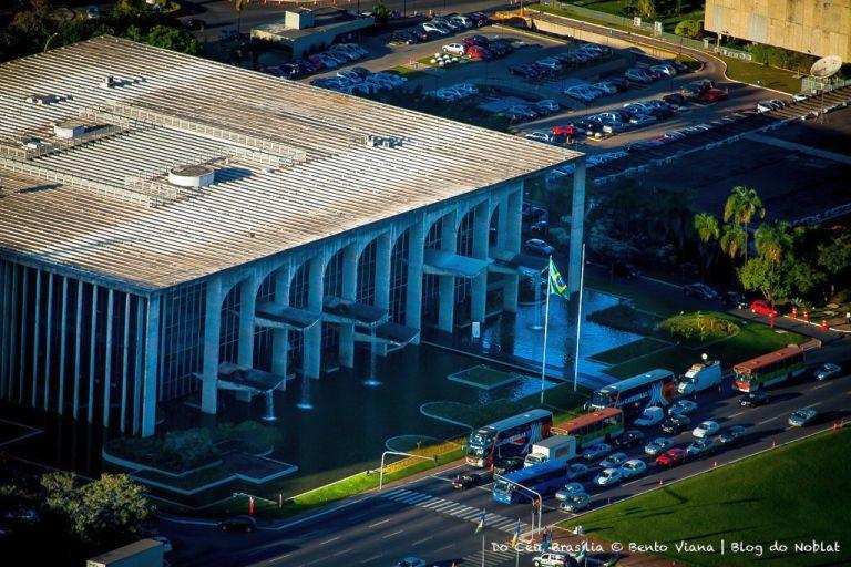 Palácio da Justiça (Foto: Bento Viana)
