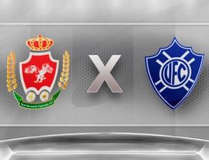 Campeonato Capixaba 2012: Real Noroeste x Vitória-ES (Foto: Globoesporte.com)