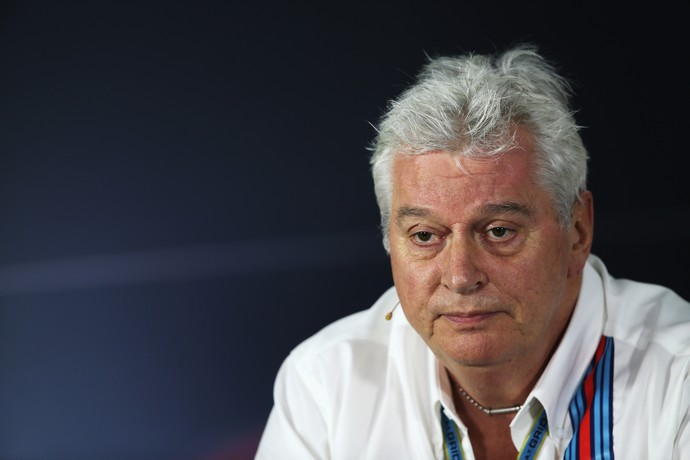 Pat Symonds, diretor técnico da Williams (Foto: Getty Images)