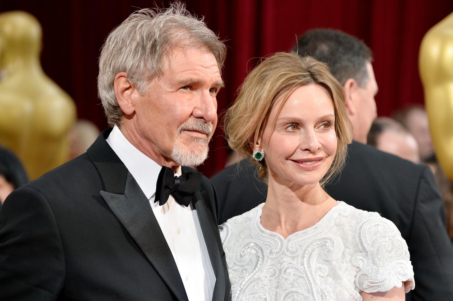 Os dois se conheceram durante o Globo de Ouro de 2002, e casaram-se em Santa Fé, no México, em 2010. (Foto: Getty Images)
