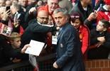 Mourinho e Manchester United selam acordo: contrato é de três anos (Getty Images)