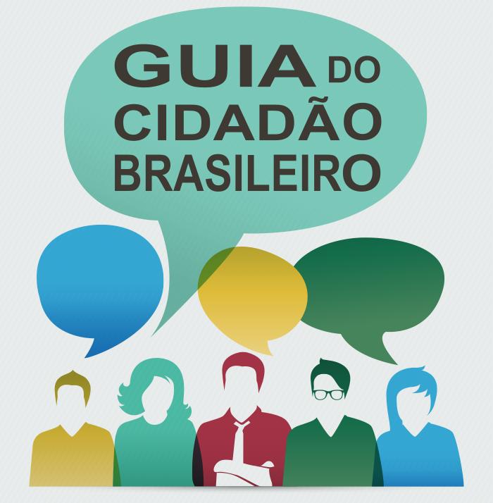 Guia do Cidadão Brasileiro, criado por estudantes da Ufes (Foto: Reprodução/ Internet)