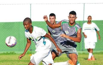Abner faz dois em jogo-treino da Cabofriense; Franco e Danilo atuam