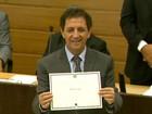 Gilson de Souza e 15 vereadores eleitos são diplomados em Franca, SP