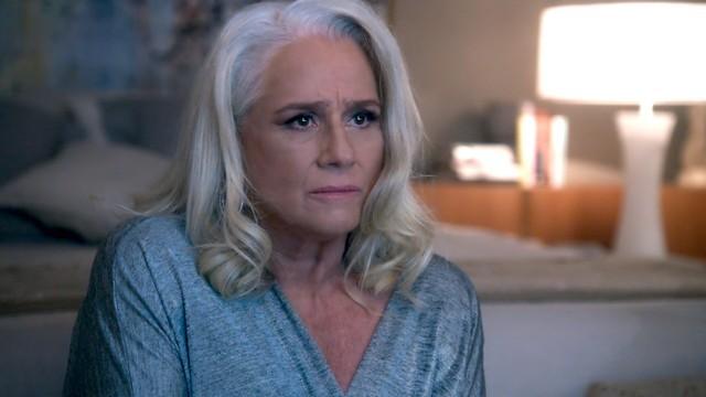 Vera Holtz é Magnólia em 'A lei do amor' (Foto: TV Globo)