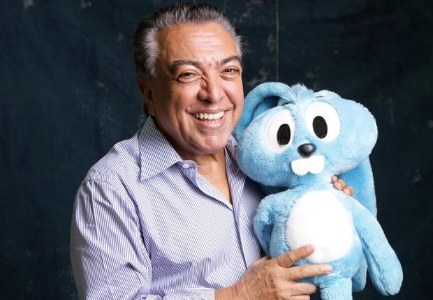 Mauricio de Sousa (Foto: Lailson dos Santos)