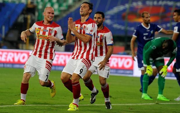 BLOG: Elano marca, mas time de Materazzi perde na estreia para o atual campeão na Índia