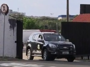 Fiscais foram presos em operação de Julho em Sorocaba (Foto: Reprodução/TV TEM)