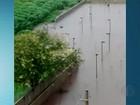 Chuva forte provoca pontos de alagamento no Alto Tietê