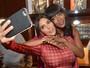 Kim Kardashian e outros famosos prestigiam Naomi Campbell