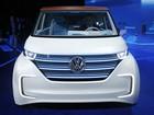 Volkswagen mostra 'Kombi' elétrica e multimídia controlado por gestos