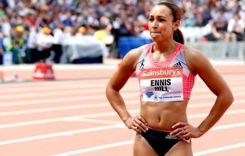 Técnico de Jessica Ennis teme zika e sugere mudança de local de treino