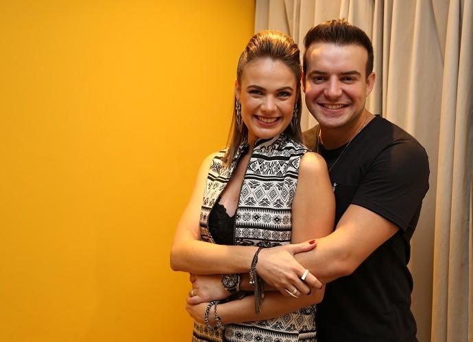 thais  (Foto: Carol Caminha/Gshow)