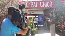 TV Grande Rio promoveu evento que resgata cultura popular em PE (Gabriela Canário)
