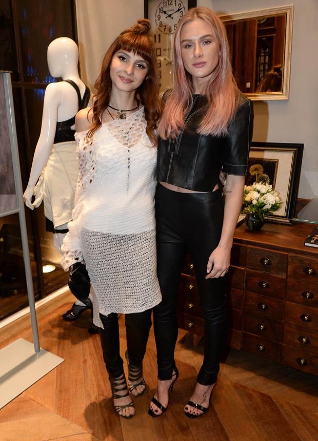 Giselle Batista e Fiorella Mattheis (Foto: Francisco Cepeda/AgNews)