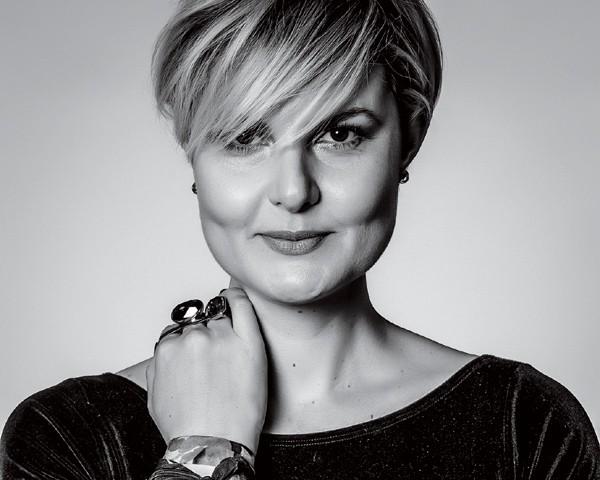 Larissa Lucchese, 36 anos, editora de moda  (Foto: Fred Othero)