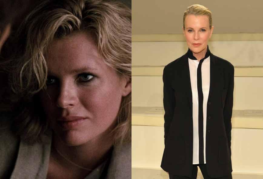 Facilmente uma das mais conhecidas por interpretar mulheres atraentes dos anos 80. Em filmes como '007 – Nunca Mais Outra Vez' (1983), '9 ½ Semanas de Amor' (1986) e 'Batman' (1989). (Foto: Getty Images/Reprodução)