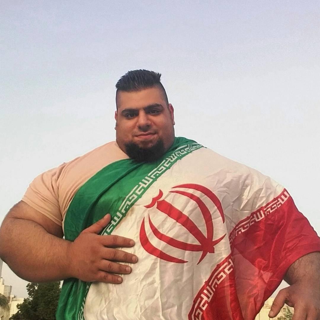 Sajad Gharibi (Foto: Reprodução/Instagram)
