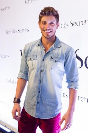 Christian Villegas (Foto: Globo/Tata Barreto)