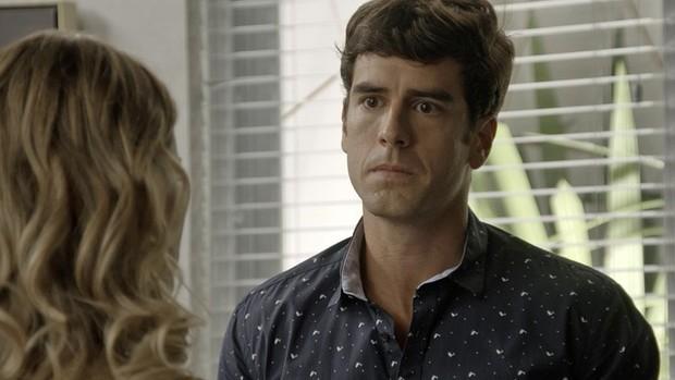 Haja Coração: Felipe arma para desmascarar Jéssica  (TV Globo)