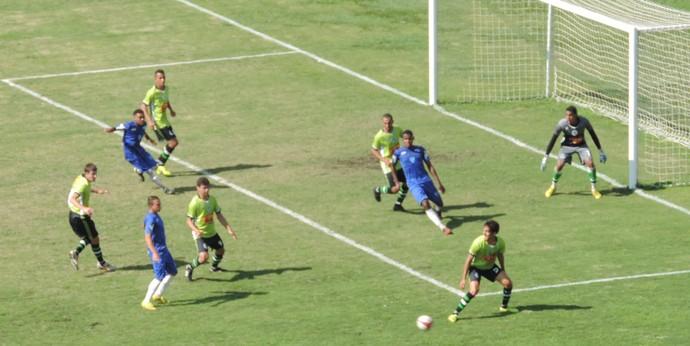Presidente Prudente x Osvaldo Cruz (Foto: Ronaldo Nascimento / GloboEsporte.com)