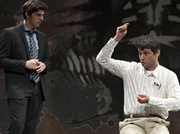 Versão teatral é adapta de acordo com o argumento que deu origem ao longa-metragem (Foto: Divulgação)