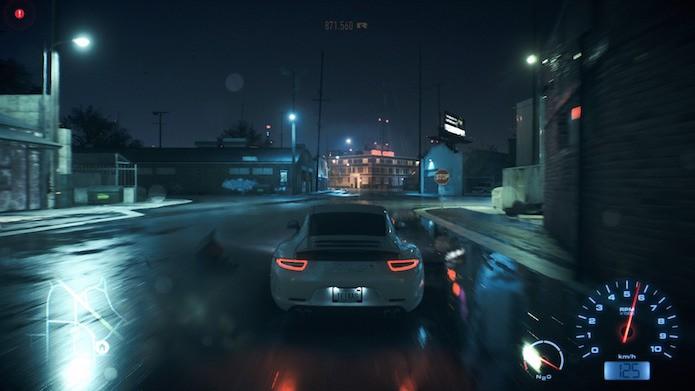 Como ganhar dinheiro rápido em Need for Speed para melhorar o carro (Foto: Reprodução/Victor Teixeira)