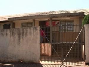 Escola de Itaguajé (Foto: Reprodução RPC)