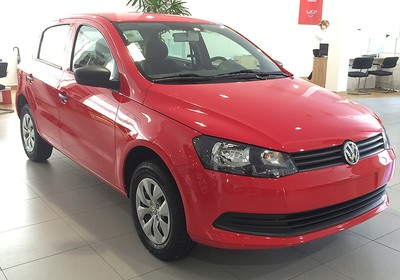Volkswagen Gol Special (Foto: Guilherme Blanco Muniz/Autoesporte)