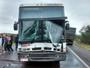 Acidente com ônibus de excursão com crianças deixa 7 feridos no RS
