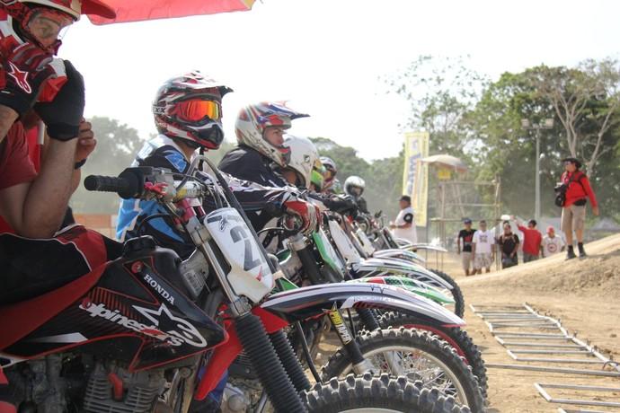 Motocross santarém (Foto: Divulgação/ Alwinho)