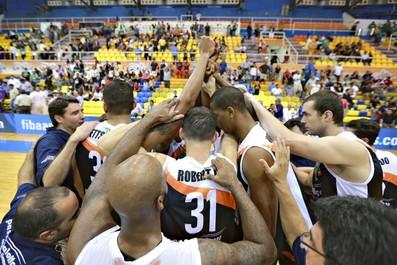 Bauru fechou a fase semifinal da Liga das Américas na liderança da chave (Foto: Etzel Espinosa/FIBA Américas)
