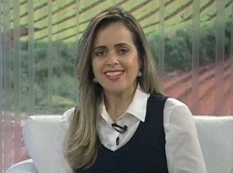 Mirielly de Castro (Foto: Reprodução / TV Diário)