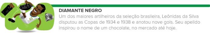 Glossário funinfo 04 DIAMANTE NEGRO (Foto: infoesporte)