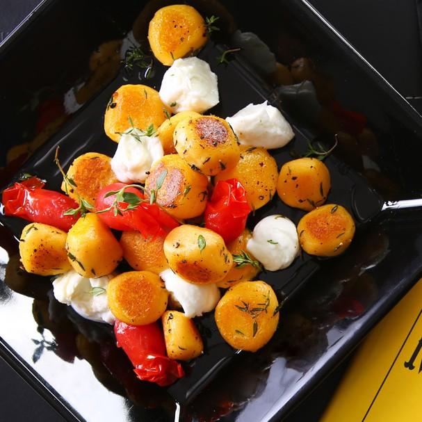 Nhoque de banana-da-terra é versão deliciosa e leve do prato que traz sorte