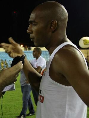 Arlindo Maracanã diz que se sentiu humilhado com derrota diante do Imperatriz (Foto: Kelly Queiroz)
