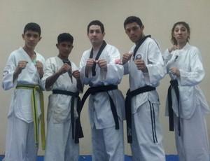 taekwondo mogi das cruzes art sport paulista (Foto: Arquivo Pessoal)