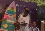 Onda Medina impulsiona surfe e vira inspira��o para promessas de favela