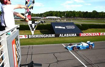 Pagenaud vence o GP do Alabama e abre vantagem na liderança da Indy