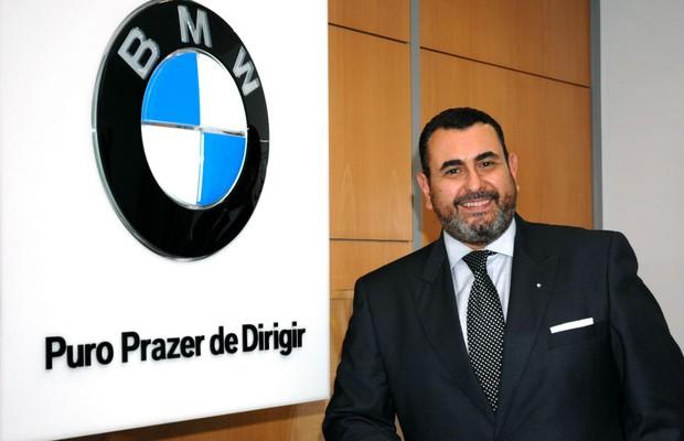 Arturo Piñeiro, presidente da BMW no Brasil (Foto: BMW)