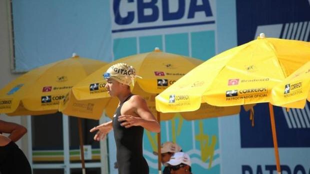Sarah Marques disputou competição no Rio de Janeiro (Foto: Felipe Martins/GLOBOESPORTE.COM)