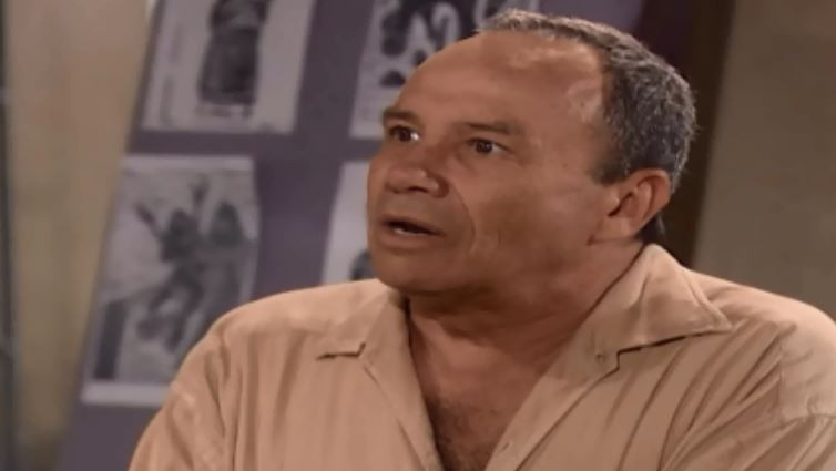 Bruno sofre uma crise de abstinncia (Foto: Reproduo/viva)