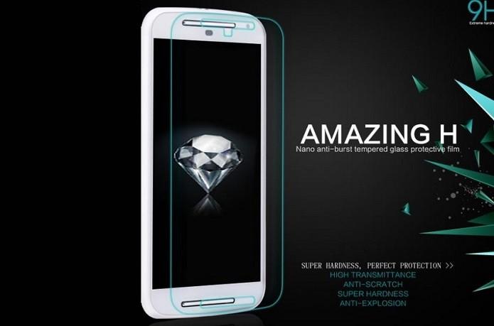 Película para novo Moto G com nano proteção contra explosão (Foto: Divulgação/Ali Express)